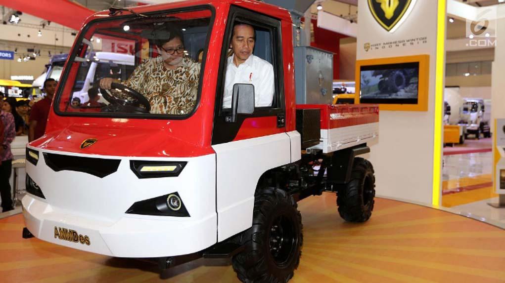 Spesifikasi dan Harga Mobil Pedesaan AMMDes; Mobil Karya ...